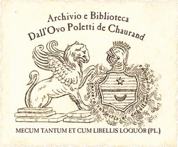 Logo Archivio Biblioteca Dall'Ovo